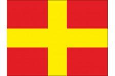 Флаг МСС. Буквенный флаг «R, Romeo, Ромио»