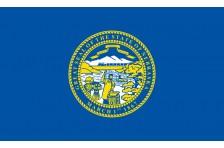 Флаг штата Небраска США