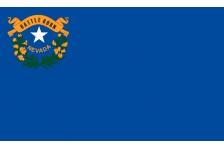 Флаг штата Невада США