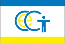 Флаг ГСЕСУ (государственной санитарно-эпидемиологической службы Украины)