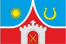 Прапор Cолобковецької ОТГ Ярмолинецького району Хмельницької області України