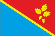 Прапор Ліховскької ОТГ П'ятихатського району Дніпропетровської області України