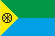 Прапор Мачуховської ОТГ Полтавського району Полтавської області України