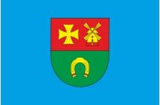 Прапор Бутенківської ОТГ Кобеляцького району Полтавської області України