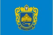 Флаг Шевченковского района города Киева, Украина