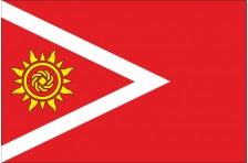 Флаг Кировоградского района Кировоградской области Украины