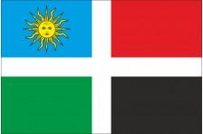 Флаг Шепетовского района Хмельницкой области Украины