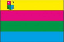 Флаг Шишацкого района Полтавской области Украины