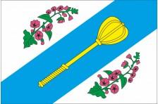 Флаг села Богдановка Яготинского района Киевской области Украины