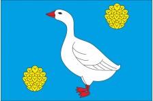 Флаг села Великоселье Старосамборского района Львовской области Украины