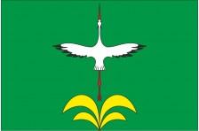 Флаг села Великий Стыдин Костопольского района Ровненской области Украины