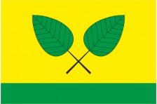 Флаг села Вольное Макаровского района Киевской области Украины