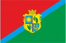 Флаг села Аннополь Емильчинского района Житомирской области Украины