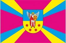Флаг села Безугловка Нежинского района Черниговской области Украины