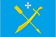 Флаг села Вересочь Куликовского района Черниговской области Украины
