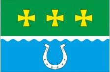 Флаг села Бачмановка Славутского района Хмельницкой области Украины
