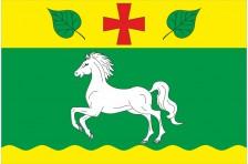 Флаг села Великий Скнит Славутского района Хмельницкой области Украины