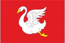 Флаг села Бовтышка Александровского района Кировоградской области Украины