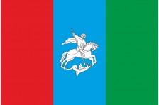 Флаг села Виноградовка Болградского района Одесской области Украины