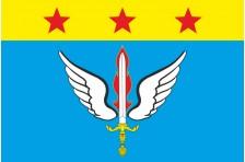 Флаг села Вознесенка-Первая Арцизского района Одесской области Украины