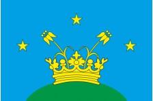 Флаг села Бедевля Тячевского района Закарпатской области Украины