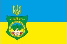 Флаг села Верхние Ворота Воловецкого района Закарпатской области Украины