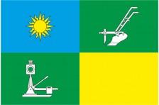 Флаг села Богдановцы Деражнянского района Хмельницкой области Украины
