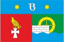 Флаг села Волосское Деражнянского района Хмельницкой области Украины