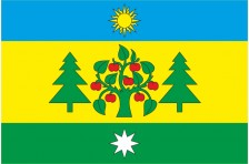 Флаг села Яськовцы Деражнянского района Хмельницкой области Украины