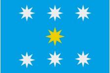 Флаг села Веселиновка Славутского района Хмельницкой области Украины