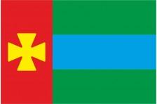 Флаг села Баловное Новоодесского района Николаевской области Украины