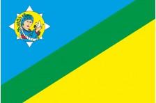 Флаг села Березовка Тысменицкого района Ивано-Франковской области Украины