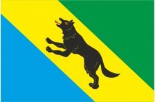 Флаг села Болозев Старосамборского района Львовской области Украины