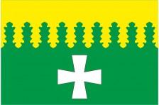 Флаг села Верхние Гаи Дрогобычского района Львовской области Украины