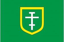 Флаг села Волсвин Сокальского района Львовской области Украины