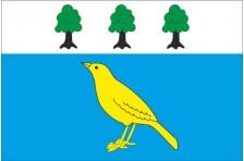 Флаг села Гаи Пустомытовского района Львовской области Украины
