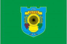 Флаг села Балки Васильевского района Запорожской области Украины