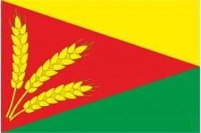 Флаг села Берестовое Бахмутского района Донецкой области Украины