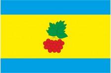 Флаг села Блажово Рокитновского района Ровненской области Украины