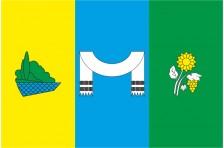 Флаг села Банновка Болградского района Одесской области Украины