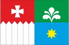 Флаг села Баев Луцкого района Волынской области Украины