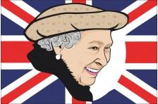 Флаг «Елизавета II»