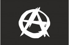 Флаг анархистского движения