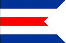 Флаг - Гюйс Германии (1946-1951гг)