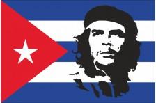 Флаг «Эрнесто Че Гевара». Вариант-01