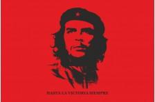 Флаг «Эрнесто Че Гевара». Вариант-02