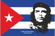 Флаг «Эрнесто Че Гевара». Вариант-03