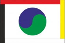 Флаг Один МИР