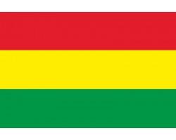 Флаг Боливии.