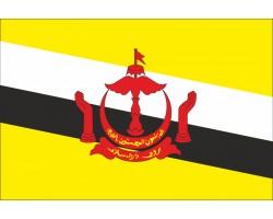Флаг Брунея.